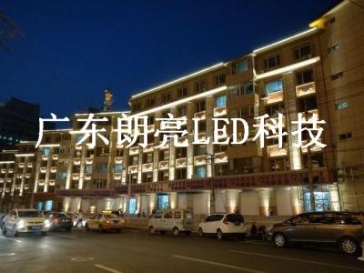 上海街道楼房亮化项目
