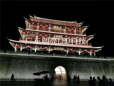 潮州广济楼亮化项目
