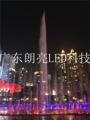 喷泉亮化项目