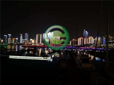 上海市区亮化项目