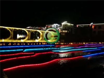 江河河道亮化项目