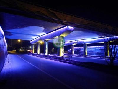 涵洞亮化项目——广东朗亮照明