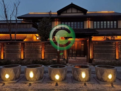 湖州,中国丝绸小镇亮化