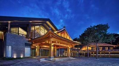 特色民族酒店亮化工程