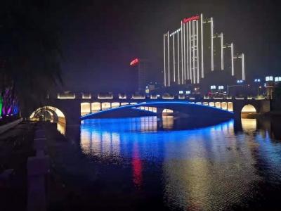 南昌VR大会市政亮化工程项目