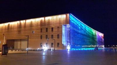 会展中心亮化项目