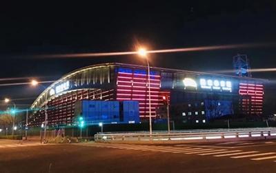 国家体育馆市政亮化项目