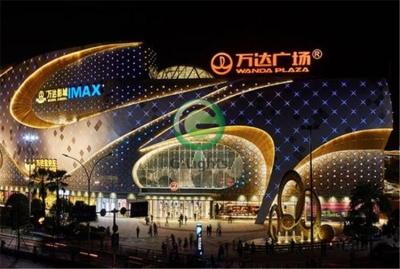 工程案例鉴赏——桂林万达广场