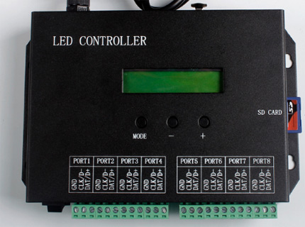 数码管专用主控器