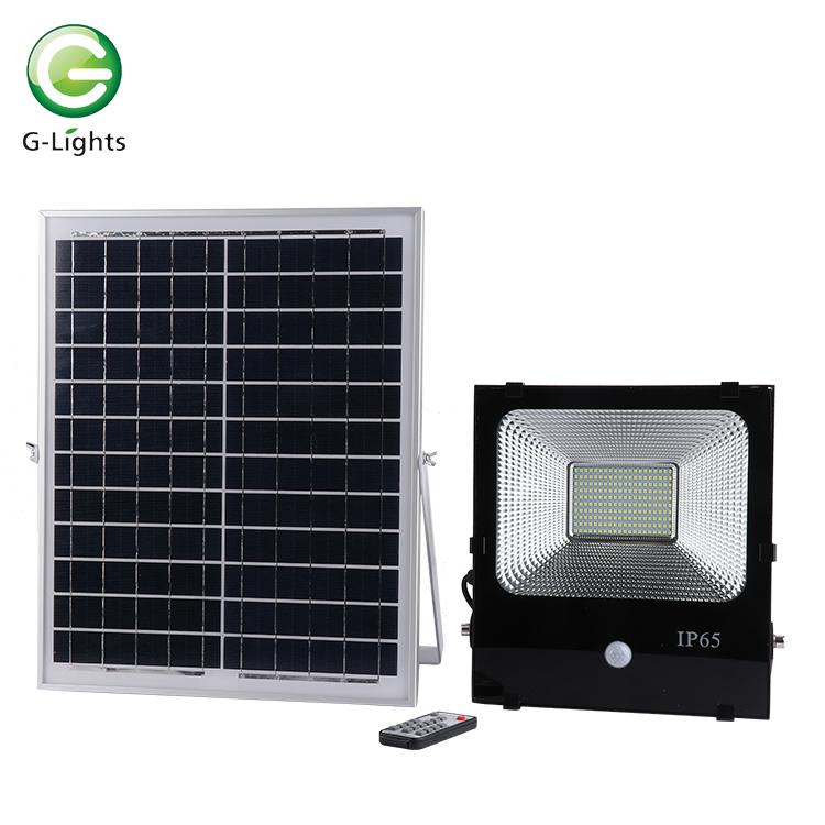 GTL-005 30W-100W太阳能泛光灯