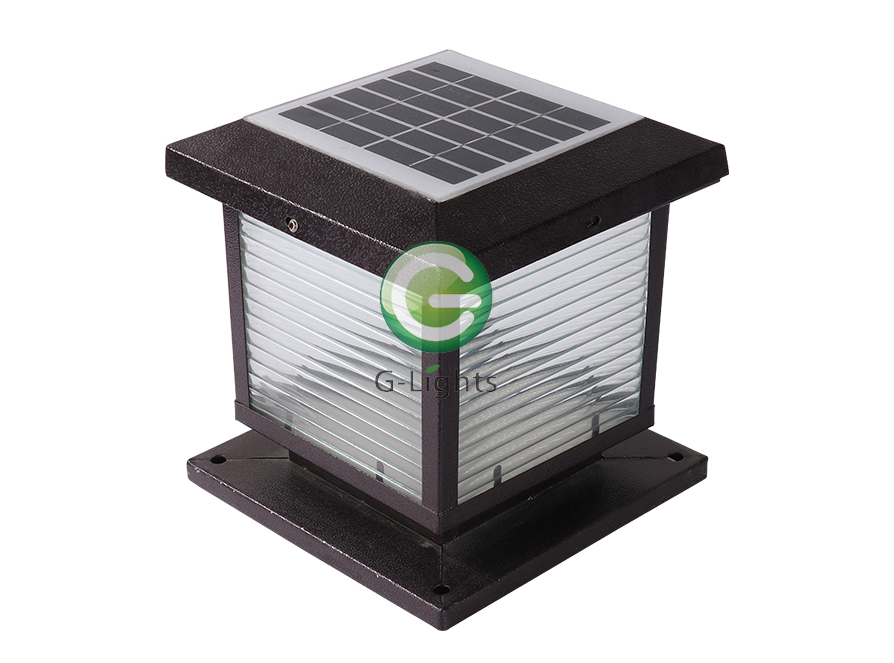 SZ1-002 太阳能柱头灯