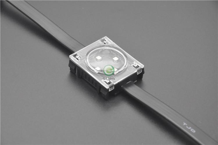 W-079 1.2W二次封装点光源33x38mm