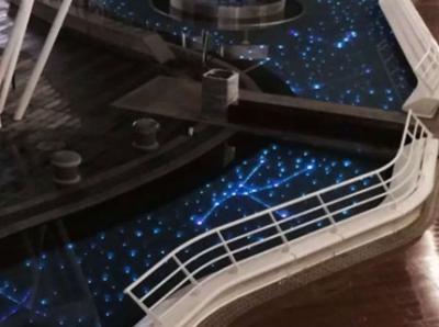 GX-40泳池光纤灯、地板光纤灯