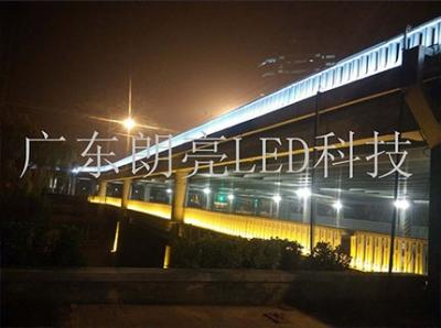 北京广安门桥亮化项目