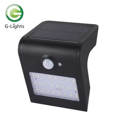 6W太阳能壁灯 CTL6-001