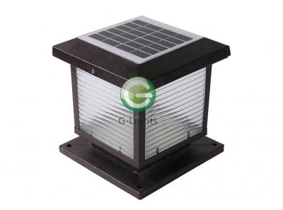 太阳能柱头灯 SZ1-002