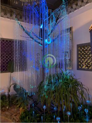 吴中光纤树