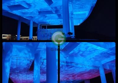 吴江LED动态水纹灯