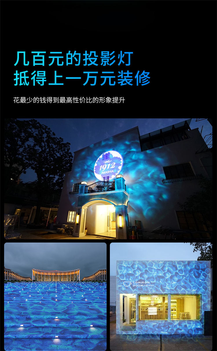 LED水紋投影燈